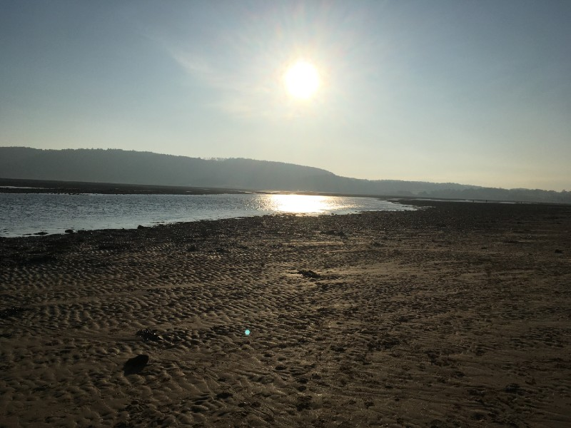 red wharf bay in anglesey