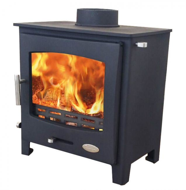 wooly mammoth small log burner defra approved