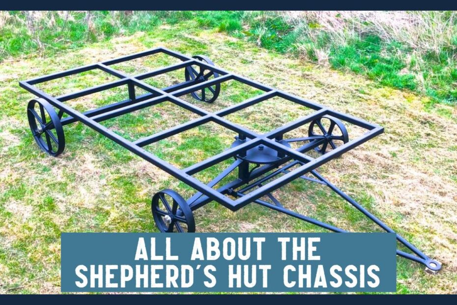 steel fully mobile chassis