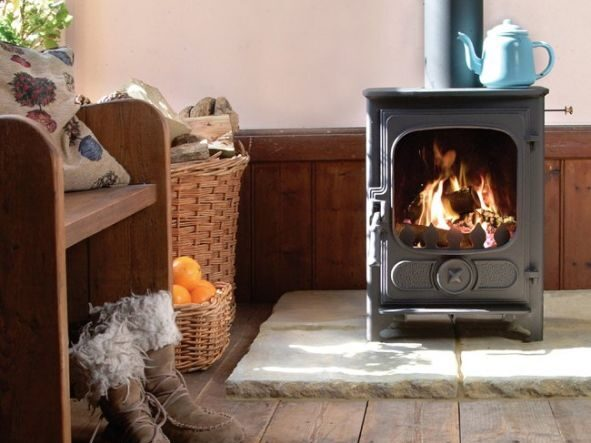 charnwood country 4 wood burning stove defra approved stove