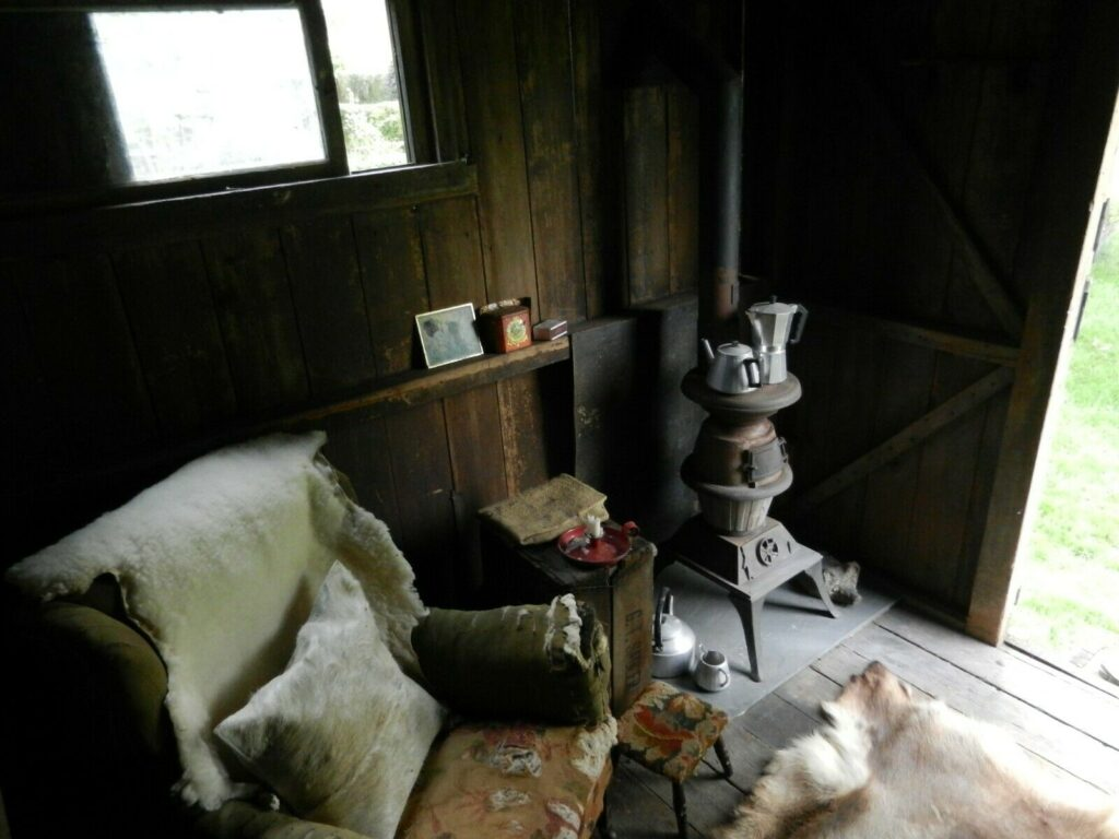 rare second hand 1800s shepherds hut for sale on ebay