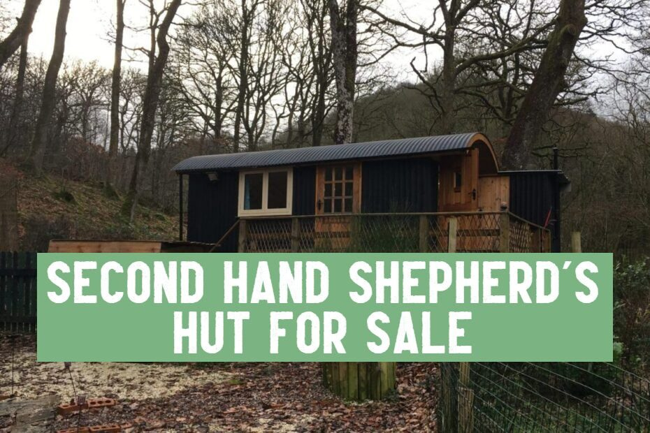 second hand huts for sale ravens retreat