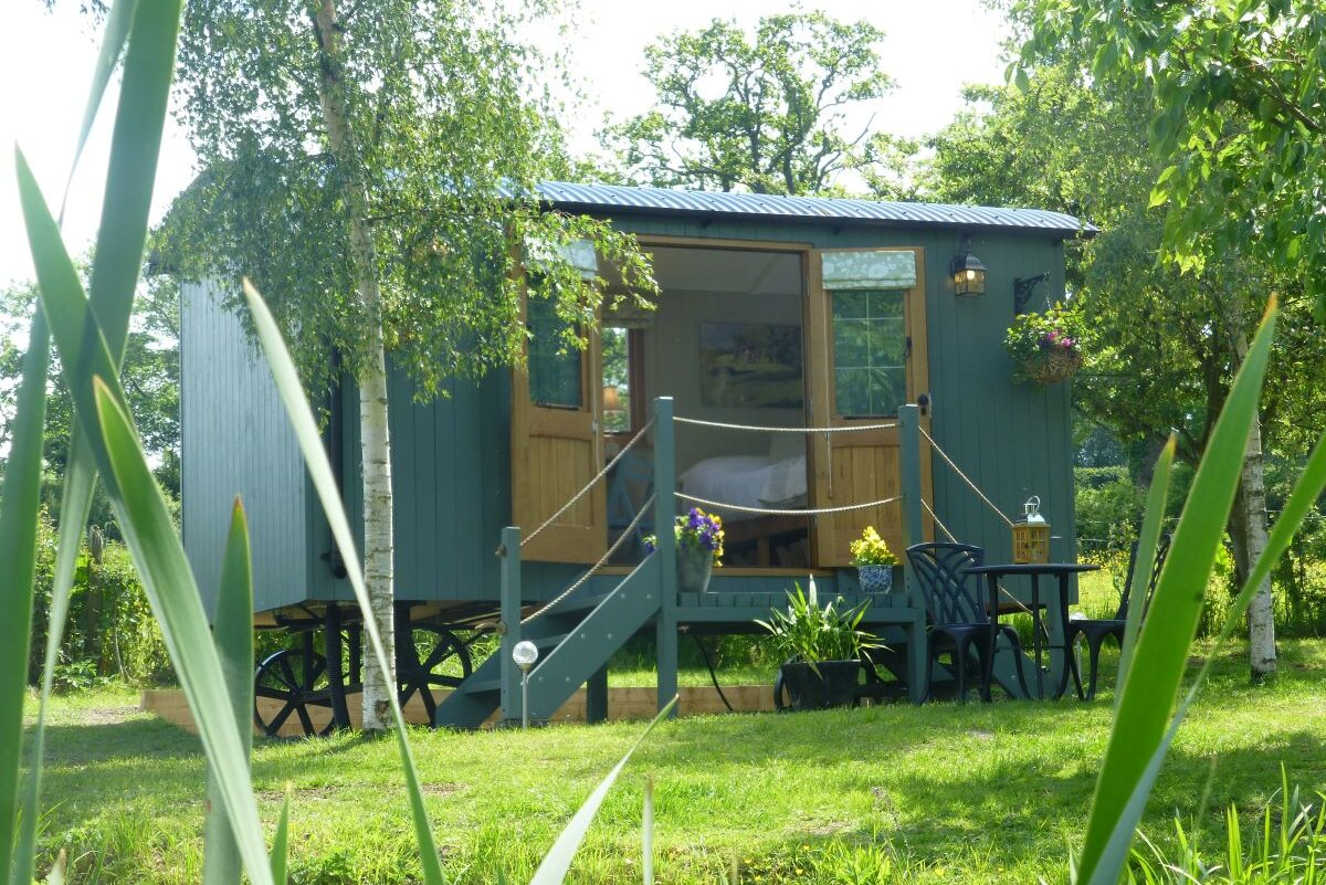Find Shepherd's Huts for Sale in Wales