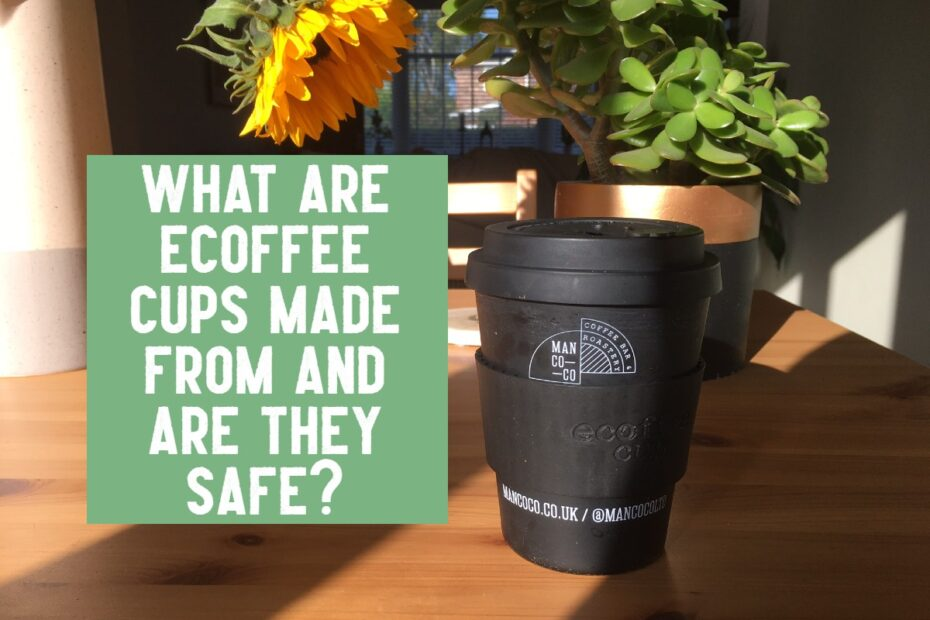 what are ecoffee cups made from