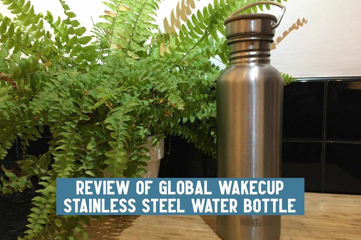 stainless steel water bottle review