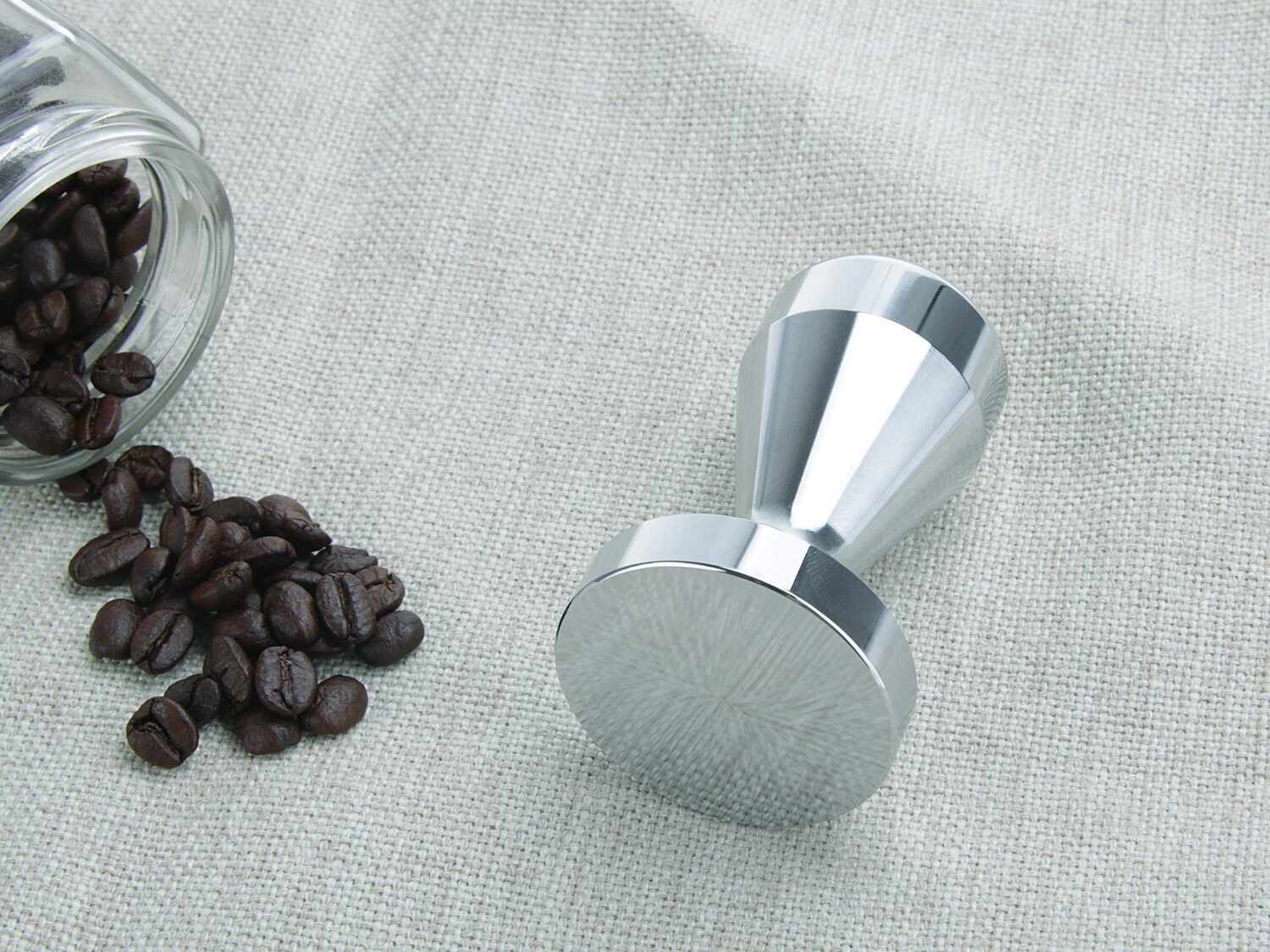 stainless steel used for coffee making and in kitchen products