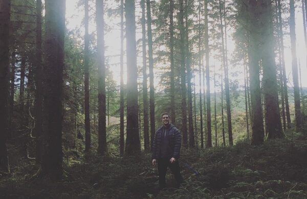 ben in forest llandiloes wales