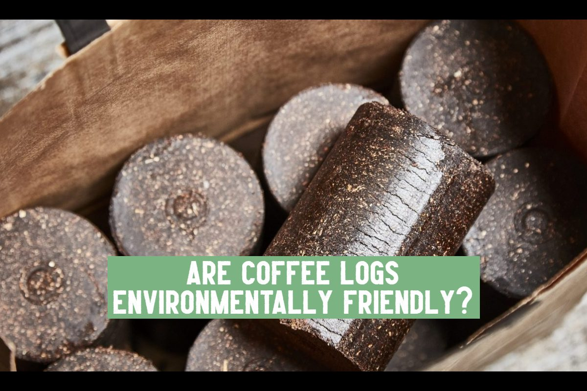 coffee logs env eco friendly