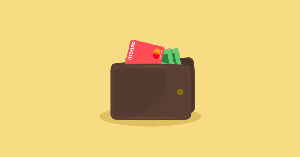 monzo bank wallet