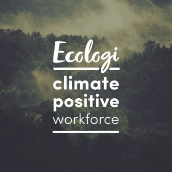ecologi climate positive workforce logo
