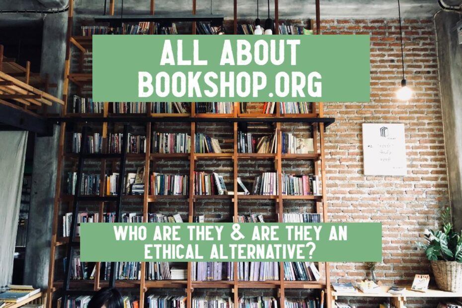 bookshop.org uk who are they are they ethical