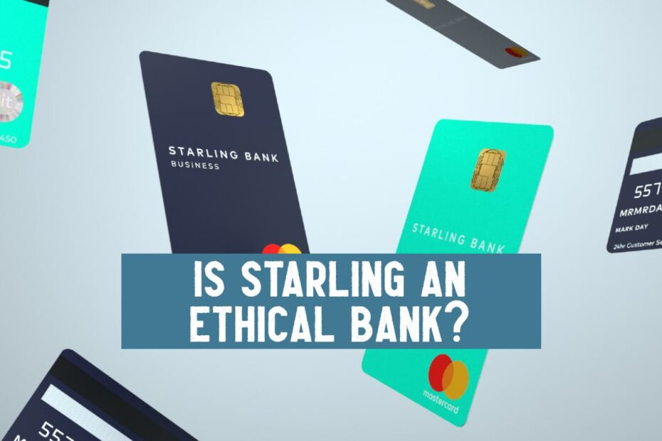 is starling ethical bank