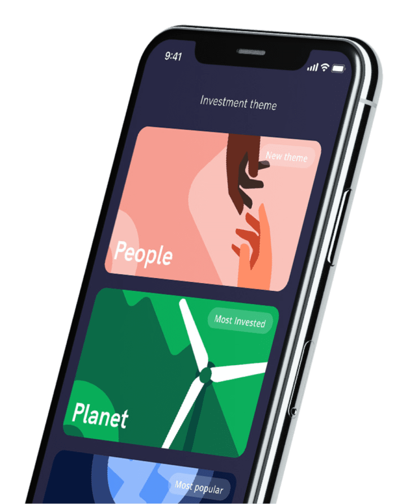 tickr impact investment app and mobile platform