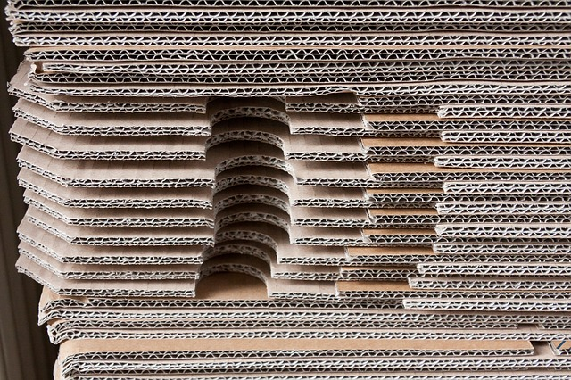 corrugated cardboard is biodegradable if made with starch based glue