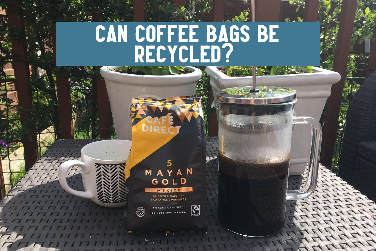 can coffee bags be recycled