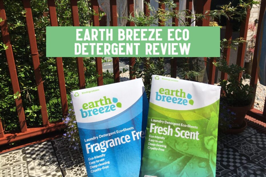 earth breeze eco detergent review