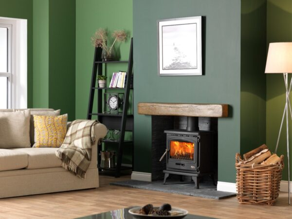 tiger superclean ecodesign multifuel stove