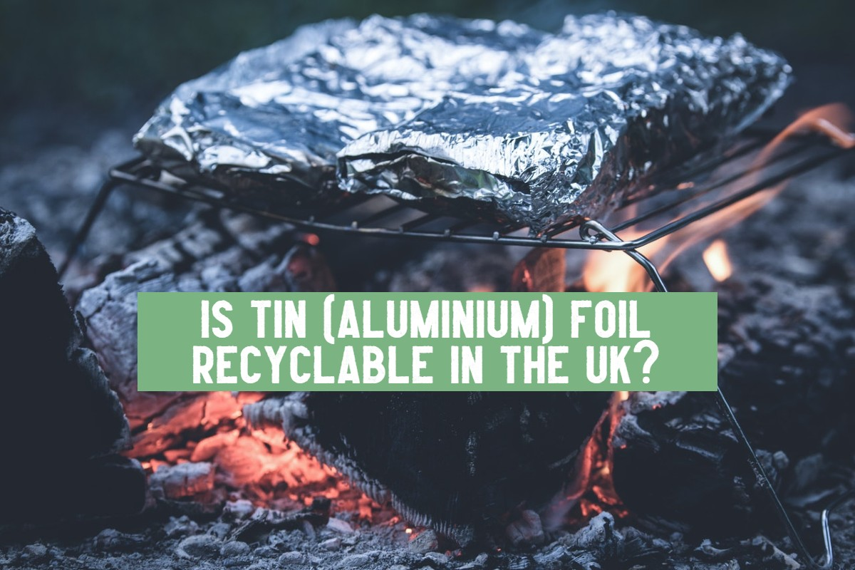 is tin aluminium foil recyclable
