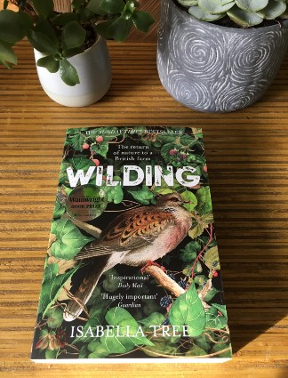 wilding isabella tree book about sustainability rewilding and the natural environment